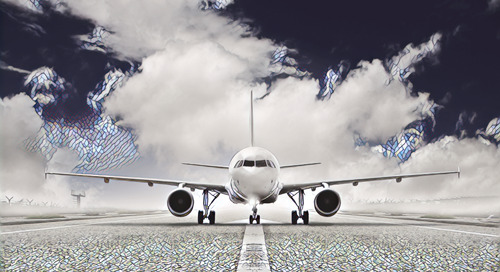 AI automating global air travel
