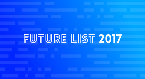 Future List 2017: The Most Forward-Looking People in IT