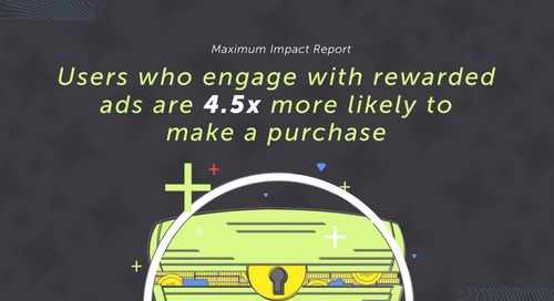 App Users Who Engage with Rewarded Ads More Likely to Make In-App Purchases, Tapjoy Study Reports