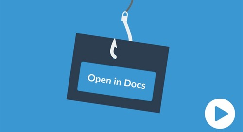 Video: How To Avoid the Google Docs Phishing Attack