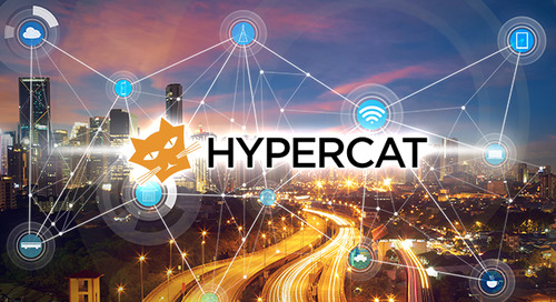 Securing HyperCat