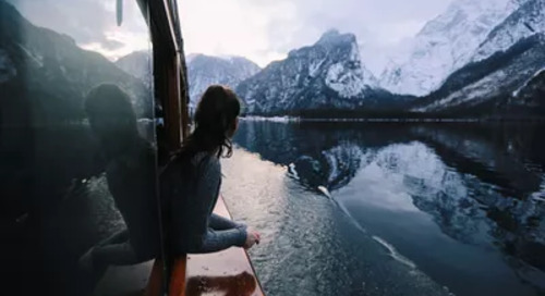 Ini Dia Cara Agar Tidak Kesepian Saat Solo Traveling