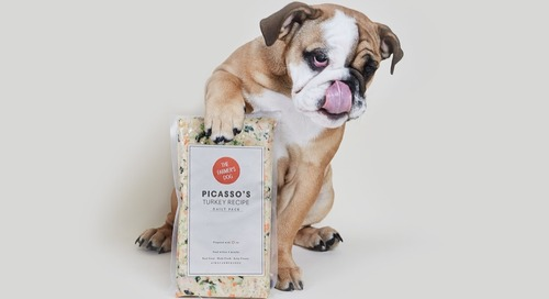 The Farmer's Dog Raises Another $39M for Fresh Michelin Worthy Meals for Your Dog