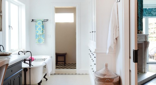 9 Savvy Ways to Fake a Bathroom Renovation