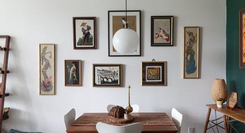 5 Genius Decorating Tips, According to Art Teachers