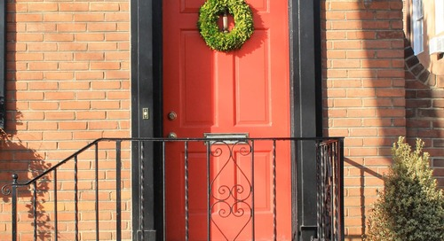 Bet You Don't Know the History and Symbolism Behind Red Front Doors
