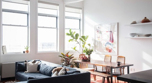 This Chef and TV Personality Has a Perfectly Adorable Brooklyn Apartment