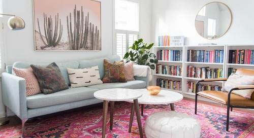 Little Magic Tricks to Make Your Living Room Look New Again