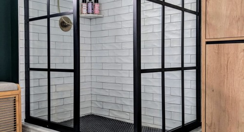 Here's the Truth About Fixed Shower Panels