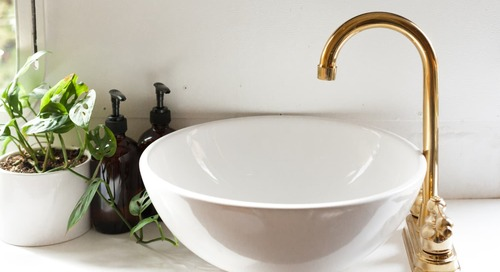 7 Stylish Ways to Upgrade Your Small Bathroom for $30 or Less