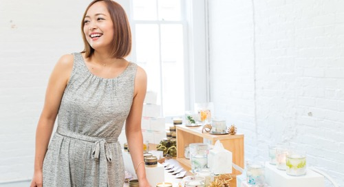 How Etsy Seller Rino Minami's Candles Are Inspired by the Traditions (and Smells) of Japan