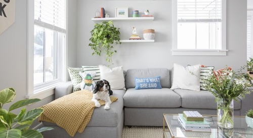 7 Living Room Changes When You're So Sick and Tired of Winter