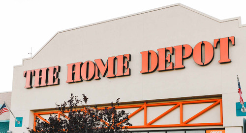 Surprisingly Stylish Small Space Finds from Home Depot