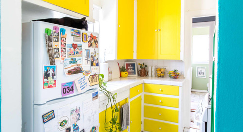 6 Common Things That Make Your Kitchen Look Messier than It Is