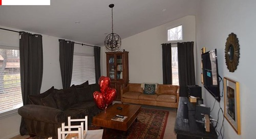 Before and After: This Dramatic Living Room Redo Now Looks Bigger and Brighter