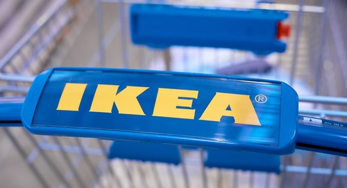 IKEA Has a New Logo—Can You Spot the Differences?