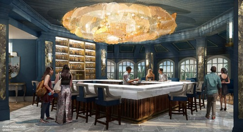 Sacre Bleu! Disney World Is Opening a 'Beauty and the Beast'-themed Lounge