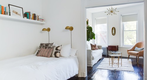 9 Sneaky Ways to Add More Storage to Small Spaces