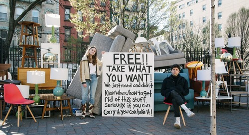 Fast Furniture Is Putting 9.7M Tons in Landfills—and These Artists Are Fed Up