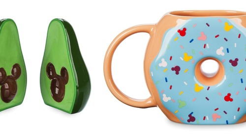 Disney Released Donut AND Avocado Merch, and We Can't Decide Which We Like More