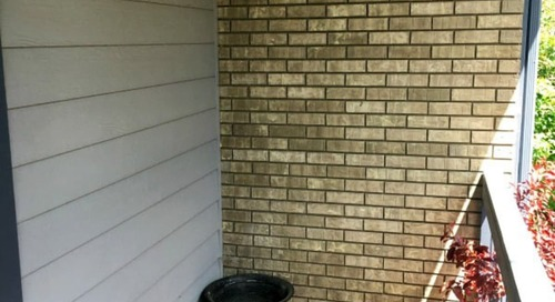 Before and After: A Budget Refresh for a Tiny Patio