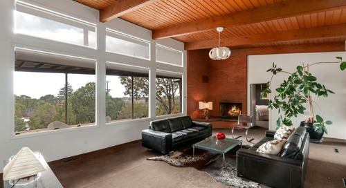 Look Inside: A Mid-Century Modern Escape in New Mexico for $787,500
