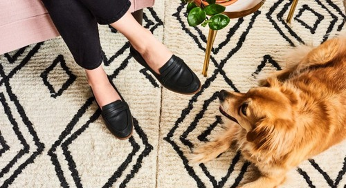 Stretch Your Budget With This Simple Rug Hack