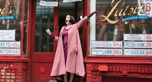 "An Eagled-Eyed ""The Marvelous Mrs. Maisel"" Fan Figured Out Where You Can Buy Her Classic Pyrex Dish"
