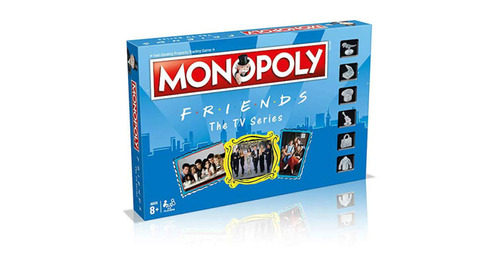 Grab Your Central Perk Crew, Friends Monopoly Is Finally Available in the U.S.