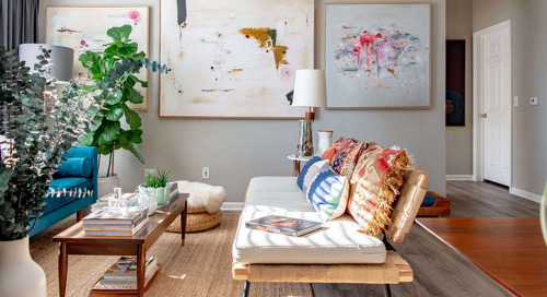This Artist's Home Is in a Sunny Chicago Suburb Rental — House Call