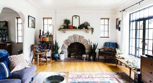 This Detroit Home's Original Features Are Enviable — House Tour