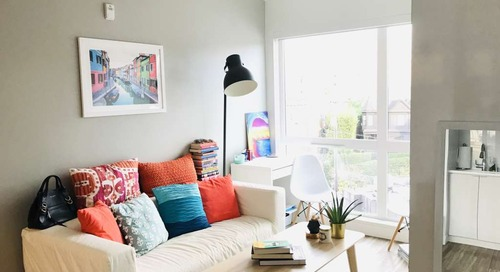 A Simple Chic Seattle Studio Under 500 Square Feet — House Call
