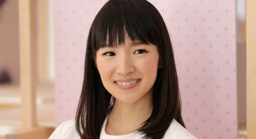 Marie Kondo Says Her Parents Once Banned Her From Tidying