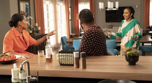 'Black-ish' Serves Up Soft Neutrals with a Dose of Hard Plots — Best TV Homes