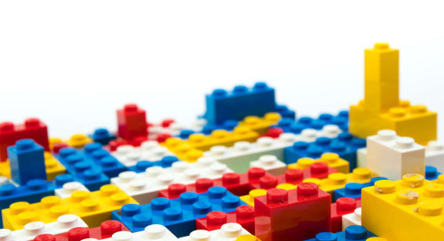 This LEGO Wall Installation Is a Childhood Dream Come True