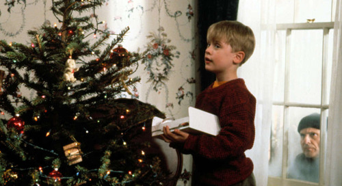 Check Out These Interiors Inspired By Classic Christmas Movies