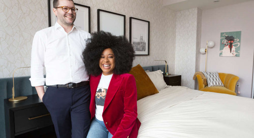 Tour Every Angle of Phoebe Robinson's Dope Brooklyn Apartment — House Tour