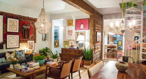 Look Inside: A Funky and Historic Home in East Austin for $740K