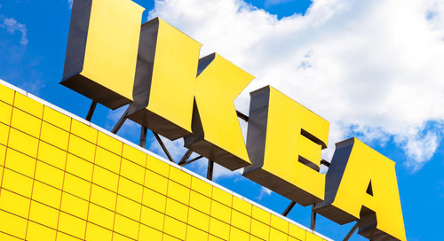 IKEA's New Homepage Has a Surprising (and Creepy) Detail
