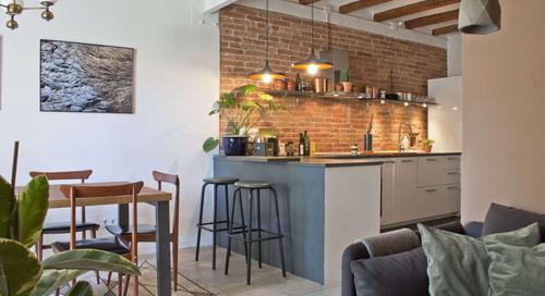 A Barcelona Home Got a Scandinavian-Inspired Remodel — House Tour