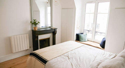 A Small and Chic Paris Apartment Maximizes Every Inch — House Call