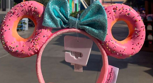 Disney's Newest Pair of Minnie Ears Look Good Enough to Eat
