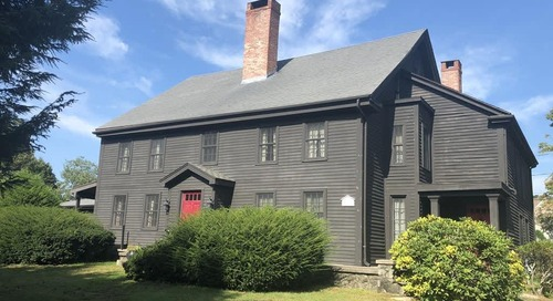 The Historic John Proctor House, Dating Back to the 17th Century, Is for Sale
