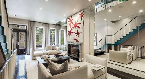 Inside Mariska Hargitay and Peter Hermann's NYC Townhouse For Sale
