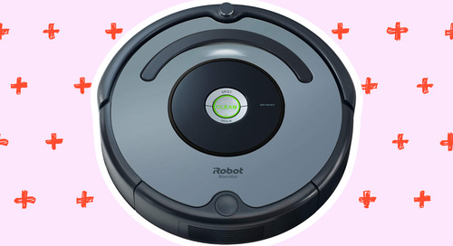 This Highly-Rated Roomba Is Currently 30% Off On Amazon
