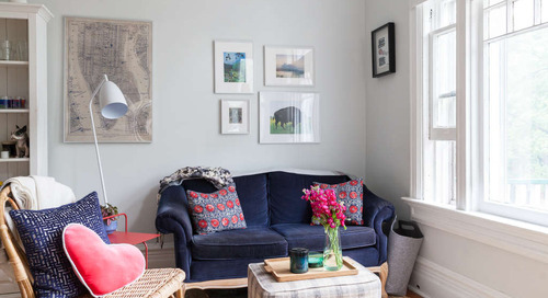 9 Inspiring Homes That Are Only Around 400ish Square Feet