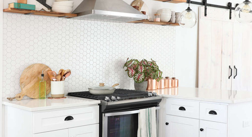 This Inside/Out Plan Makes Cleaning the Kitchen a Breeze — The 2019 January Cure