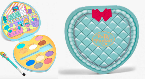 Hot Topic Sells a Polly Pocket Makeup Palette and Every '90s Kid Is Going to Want One