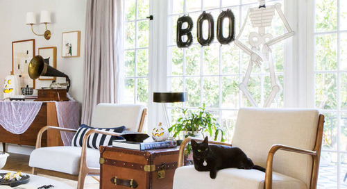 ​Halloween Decor So Stylish You'll Actually Want It on Display
