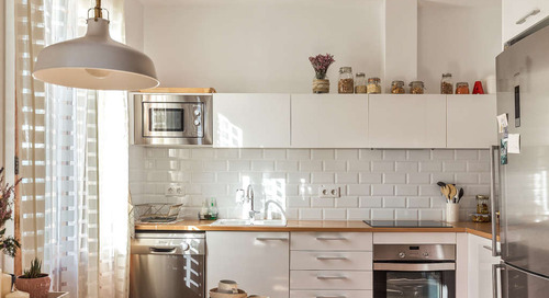This Stylish Amazon Kitchen Organizer Instantly Creates Extra Storage Space